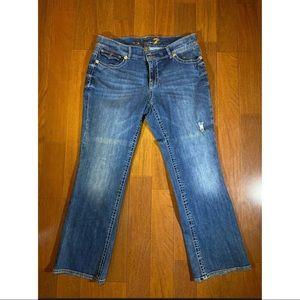 Seven 7 Luxe Women's Jeans Size 20